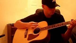 Running Away (Acoustic Cover) - Hoobastank