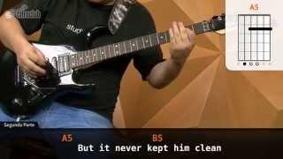 Videoaula 18 And Life (aula de guitarra)