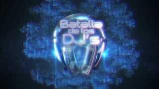 Semifinal Batalla de los DJS - Hoy viernes 29/08/2014