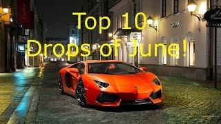 Best drops of 2016 June