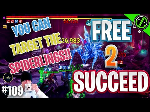 Struggling With The Frost Spider? Let's Talk About It | Free 2 Succeed - EPISODE 109