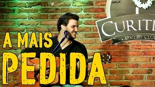 A Mais Pedida - Raimundos (cover Will Wienen live @ Curitiba Comedy Club)