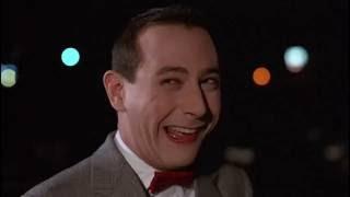 Pee wee's Big Laugh
