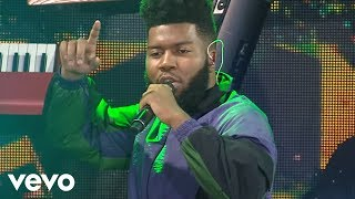 Khalid - Location (The TODAY Show)