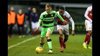 HIGHLIGHTS | Forest Green Rovers 1 Arsenal Under 21s 3