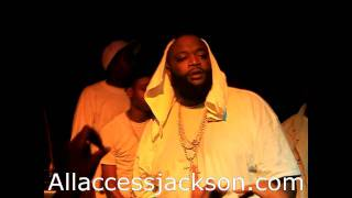 Rick Ross Ashton Martin Music Live at Club Mardi Gras Jackson, MS