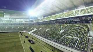 Nova Arena Palmeiras | Projeto - Parte 1