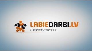 """LabieDarbi.lv projekts Nr. 155 """"Deju pāris Dmitrijs Gruzdevs un Luīze Kaščejeva"""""""