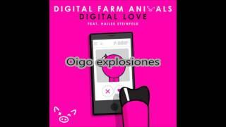 Digital Farm Animals - Digital Love ft Hailee Steinfeld (Traducido al español)