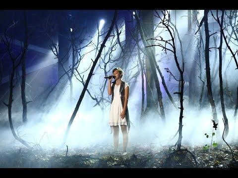 Sanna Nielsen - Undo. Vezi interpretarea Denisei Anastasiei, la Next Star!