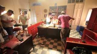 """Detrás de Cámaras """"Bailar Contigo"""" Parte 1"""