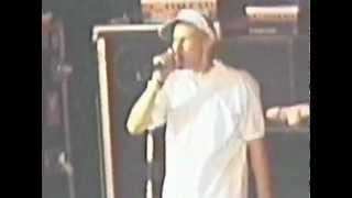 """Beastie Boys - Live 1994 """"Sure Shot"""" at Lollapalooza - Raleigh, NC (vid - Terry H)"""