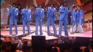 The Spinners - Rubberband Man, on Midnight Special in 1976