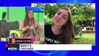 La Youtuber Martina