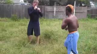 Street Fighter VS Prof MMA Fighter - Best Street Fight Ever more: [www.MangaScan.Live] width=