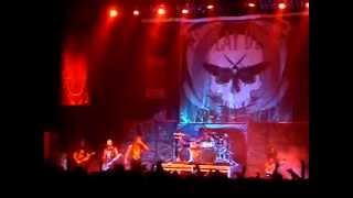 As i Lay Dying Live Chicago 2012