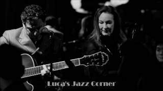 "John Pizzarelli & Jessica Molaskey    ""They can't take that away from me""   4/16/16"