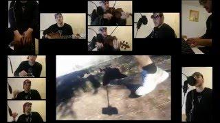 Matt Simons Catch & Release Cover (Violin, Cajon, Vocals, Piano)