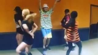 #Ravi DamnRa  - Dance practice
