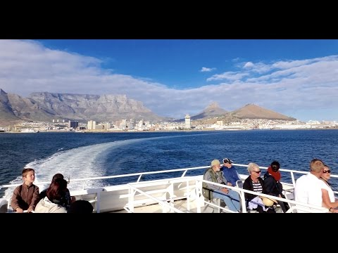 Robben Island Ferry – Cape Town, South Africa