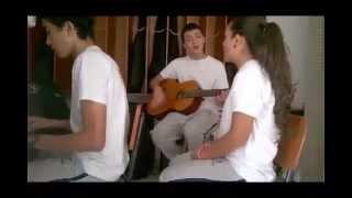 Federico Montañez, Manuela fernandez Feat Victor Manuel Salas - All of me