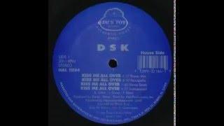 DSK - KISS ME ALL OVER (BONUS BEAT)