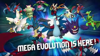 Mega Evolutions Are Finally Out Today in Pokemon GO