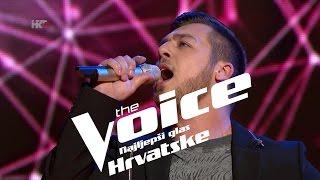 "Alen Đuras: ""Chandelier"" - The Voice of Croatia - Season2 - Live3"