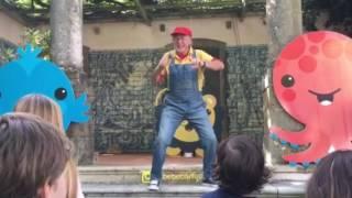 Avô Cantigas 3 Super heróis Barral