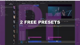 2 FREE Epic Music Video Effect Presets | Adobe Premiere Pro