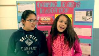 Dancing Raisins-4th grade science fair
