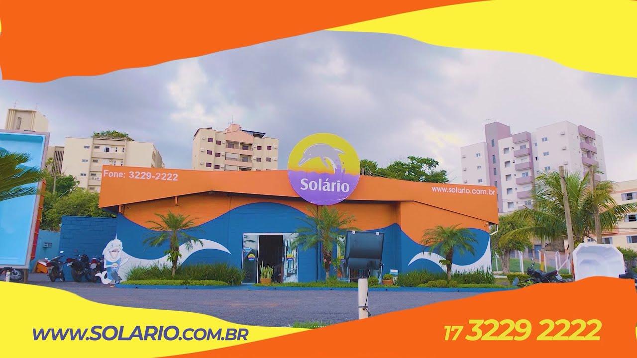 Vídeo para Empresa Solário Piscinas - Seja H3C