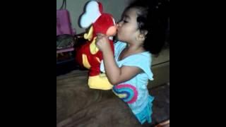 Dancing Jollibee Toy (with bibi Ashanti Raine)