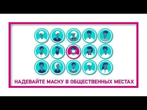 Роспотребнадзор информирует о мерах личной и общественной профилактики гриппа, ОРВИ и коронавирусной инфекции