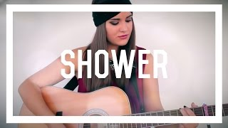 Ana Aldeguer - Shower (Becky G) - Spanglish Cover