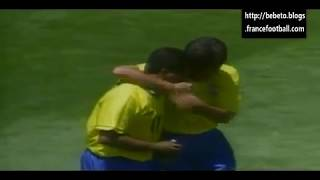 Bebeto and Romario, The best duo of All Time
