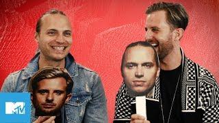 MTV Crashes Plymouth Stars SIGMA Play Mr & Mr!
