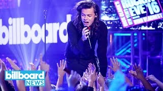 The 5 Best Harry Styles Vocal Moments of All Time | Billboard News
