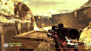 Modern Warfare 2 Sniper Montage Ps3 HDGERMAN