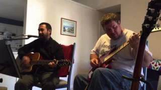 "Chris and Chad ""I used to love her"" cover 1/25/15"