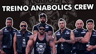 TREINO ANABOLICS CREW