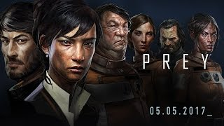 Prey – Only Yu Can Save the World