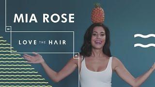 A Mia Rose ❤️  Loves the Hair ❤️