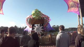 solar Fields @ Psy-fi friday 2015 morning.. man that was wicked