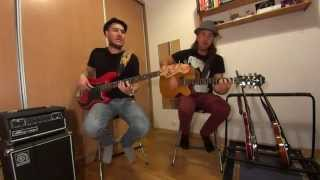 Willsons - Tutti Frutti (Little Richard) acoustic cover LIVE WITHOUT SHOES