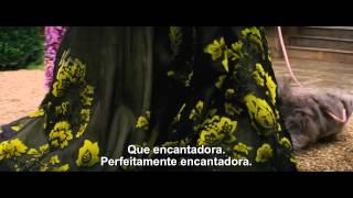 Cinderela - Vídeo Futura Madrasta - 26 de março nos cinemas