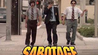 BEASTIE BOYS - SABOTAGE (DRUMLESS)