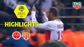 Stade de Reims - AS Monaco ( 1-0 ) - Highlights - (REIMS - ASM) / 2018-19