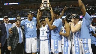 Road to the Final Four: North Carolina Tar Heels