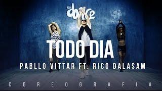 Todo Dia - Pabllo Vittar ft. Rico Dalasam (Coreografia) FitDance TV